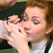 Моделирование в макияже