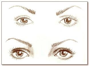 Макияж глаз 02