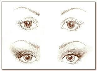 Макияж глаз 05