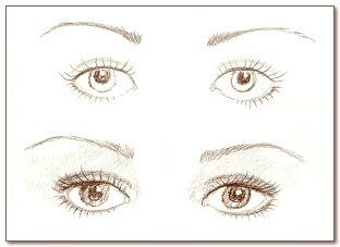 Макияж глаз 06
