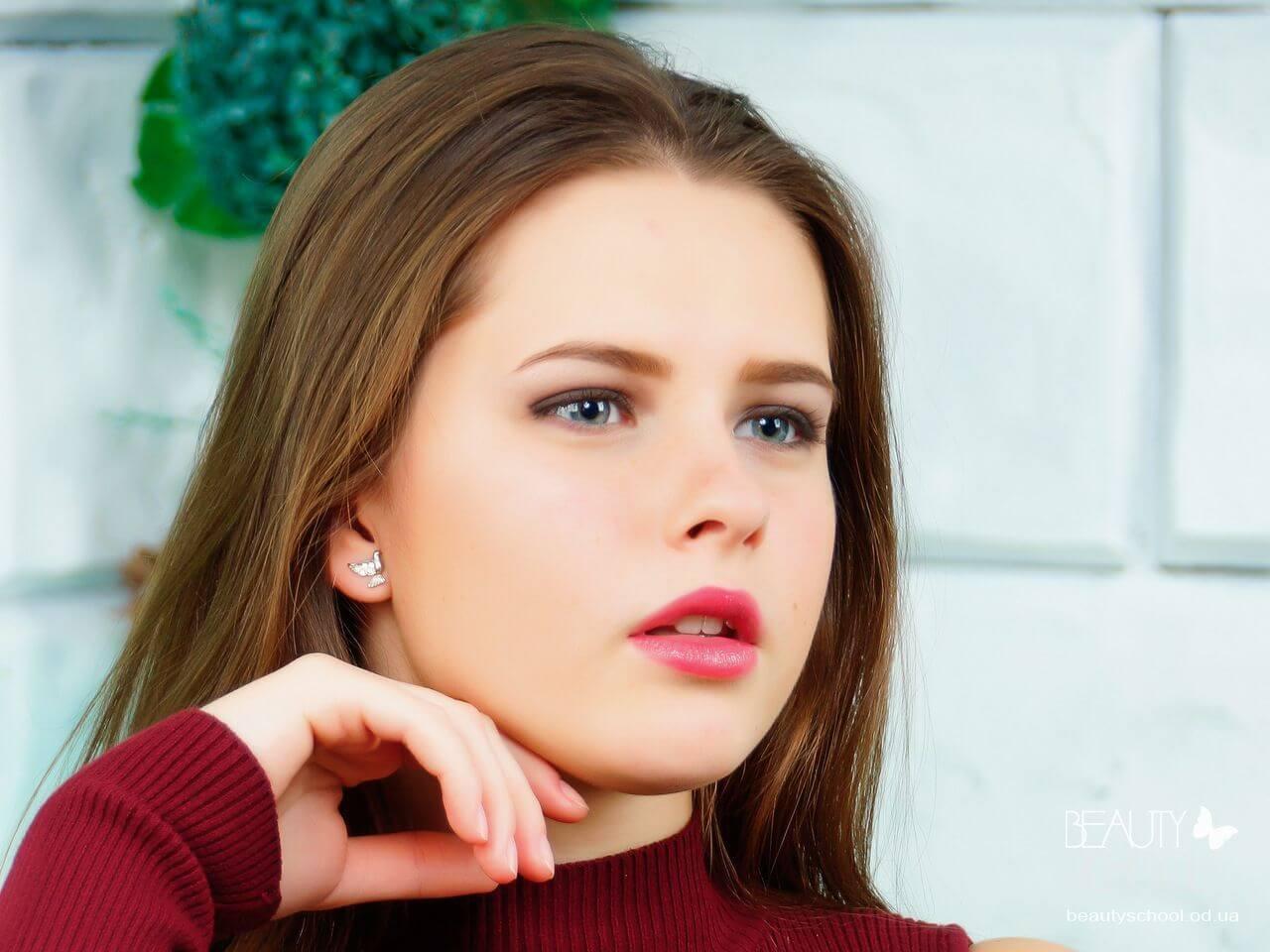 Обучение макияжу Beauty School #7