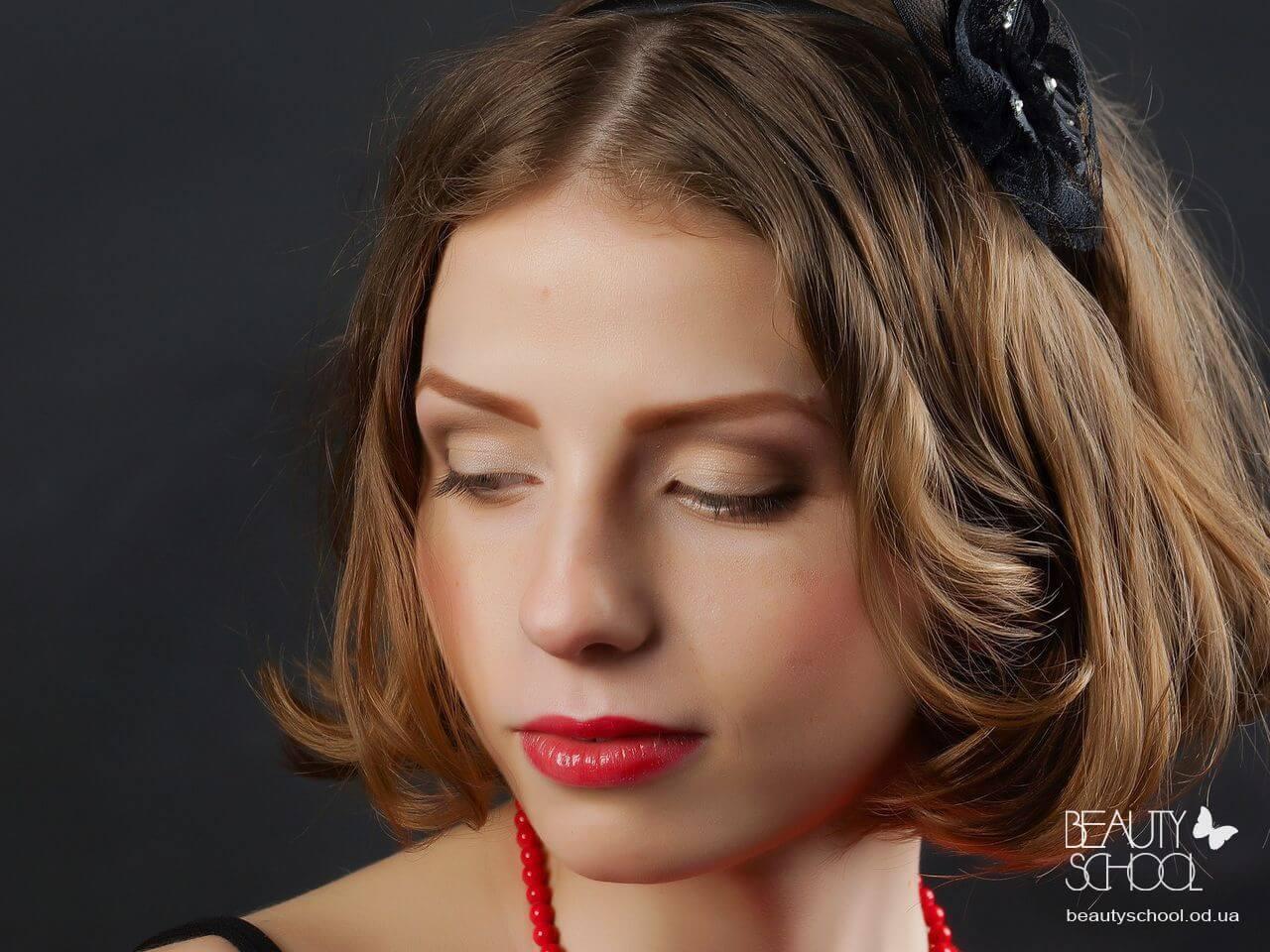 Курс макияжа Одесса Beauty School #8