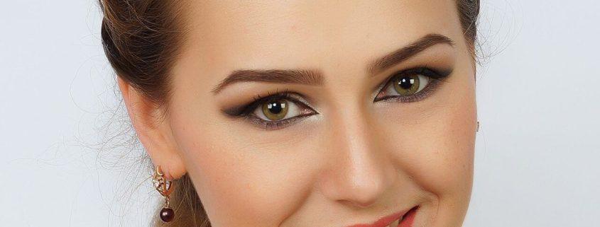Обучение макияжу Beauty School #9