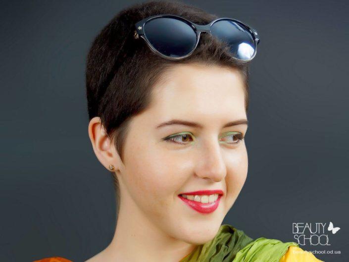 Обучение макияжу Beauty School #4