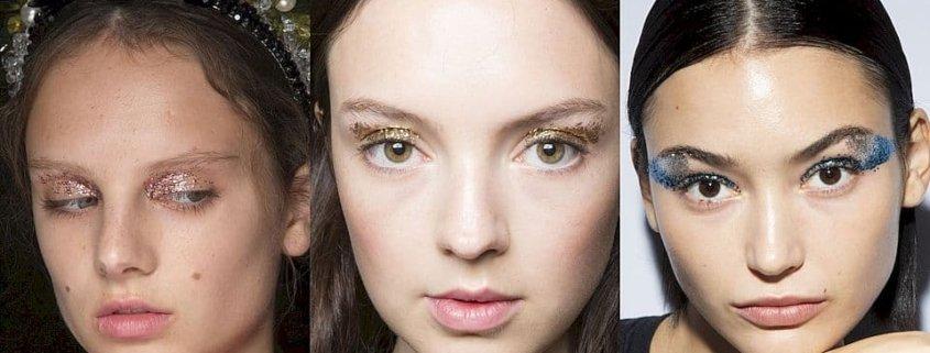 Тренды макияжа весна - лето 2019