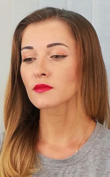 Деловой макияж 10