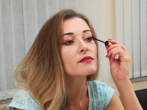 макияж для себя