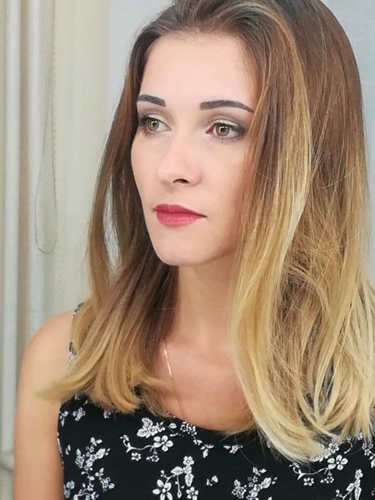 Деловой макияж 16