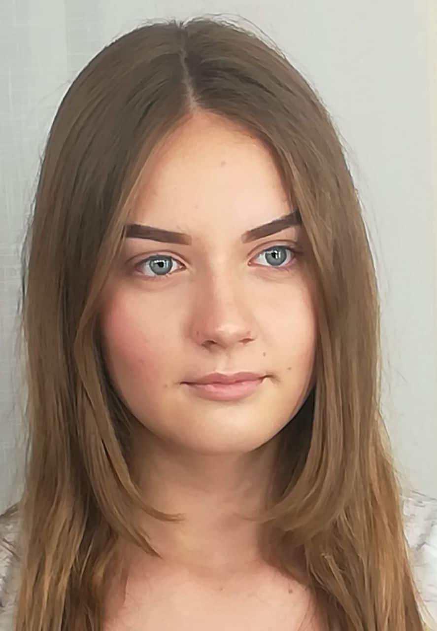макияж школьный