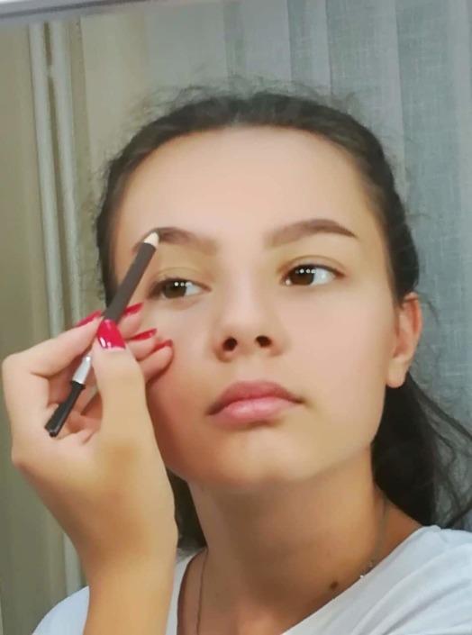 Подростковый макияж 18