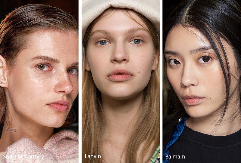 Чуть заметный макияж