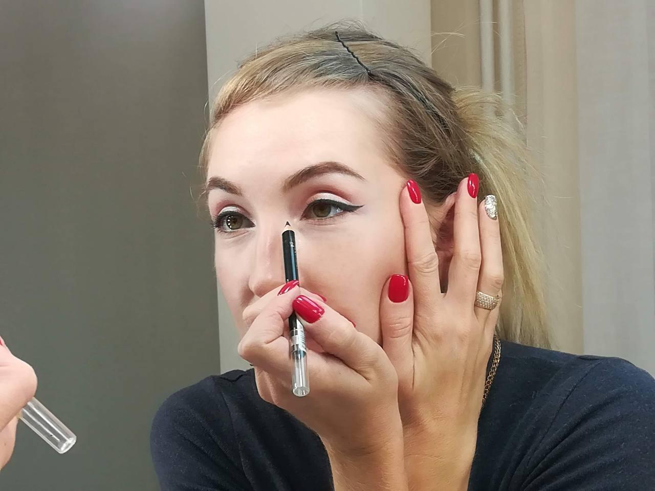 Обучение макияжу в Одессе