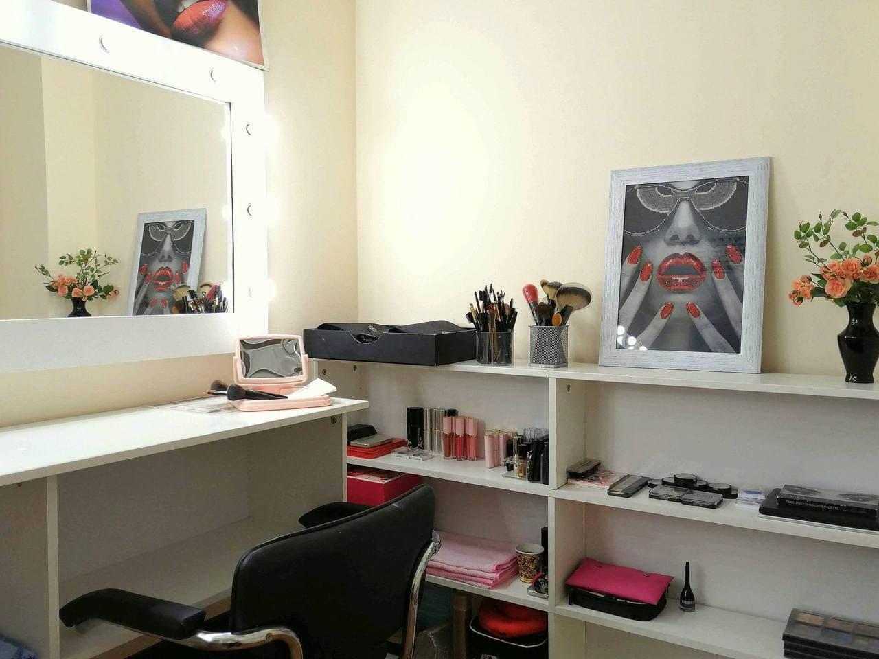 Студия обучения макияжу Beauty School